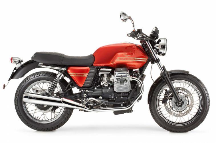 2013 Moto Guzzi V-7 Classic w wallpaper