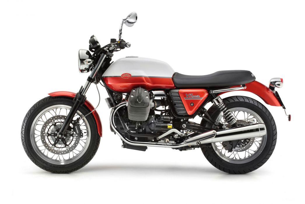 2013 Moto Guzzi V-7 Special w wallpaper