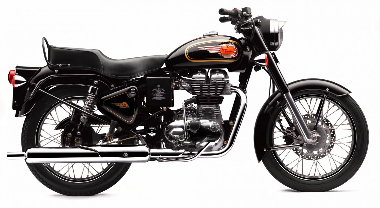 2013 Royal Enfield Bullet 500 B-5 EFI wallpaper