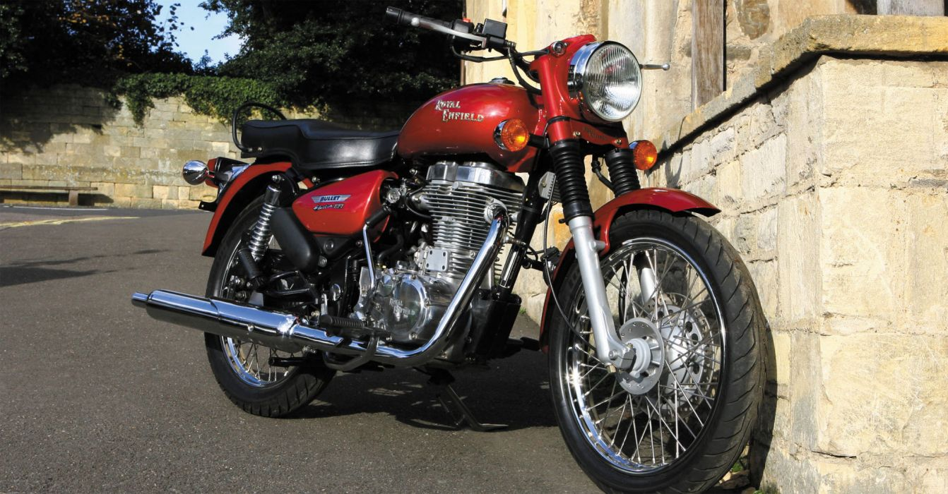 2013 Royal Enfield Bullet G-5 Classic wallpaper