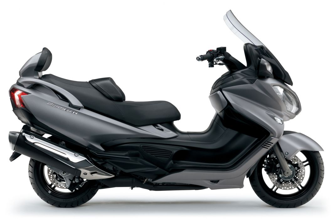 2013 Suzuki Burgman 650 Executive ABS    9 wallpaper