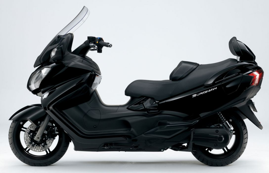 2013 Suzuki Burgman 650 Executive ABS   f wallpaper
