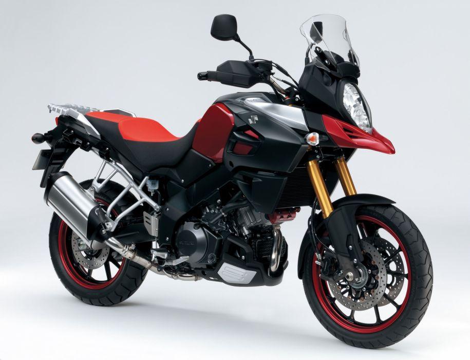 2013 Suzuki V-Strom 1000 Concept  f wallpaper