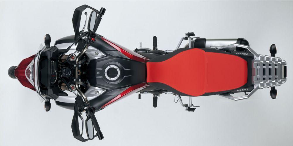 2013 Suzuki V-Strom 1000 Concept interior wallpaper