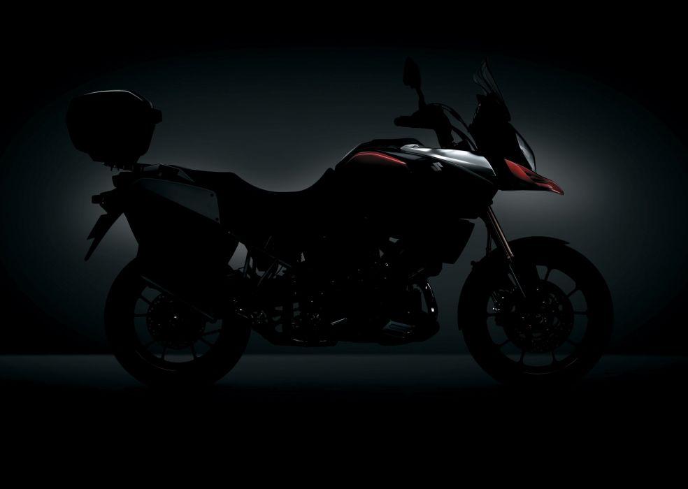 2013 Suzuki V-Strom 1000 Concept wallpaper