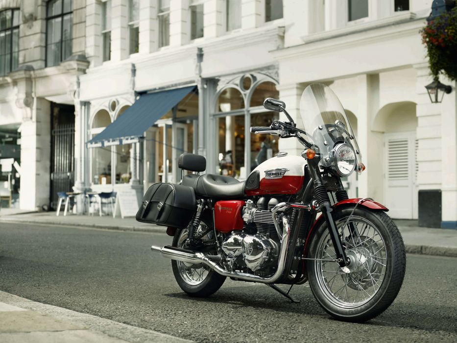 2013 Triumph Bonneville T100                    f wallpaper