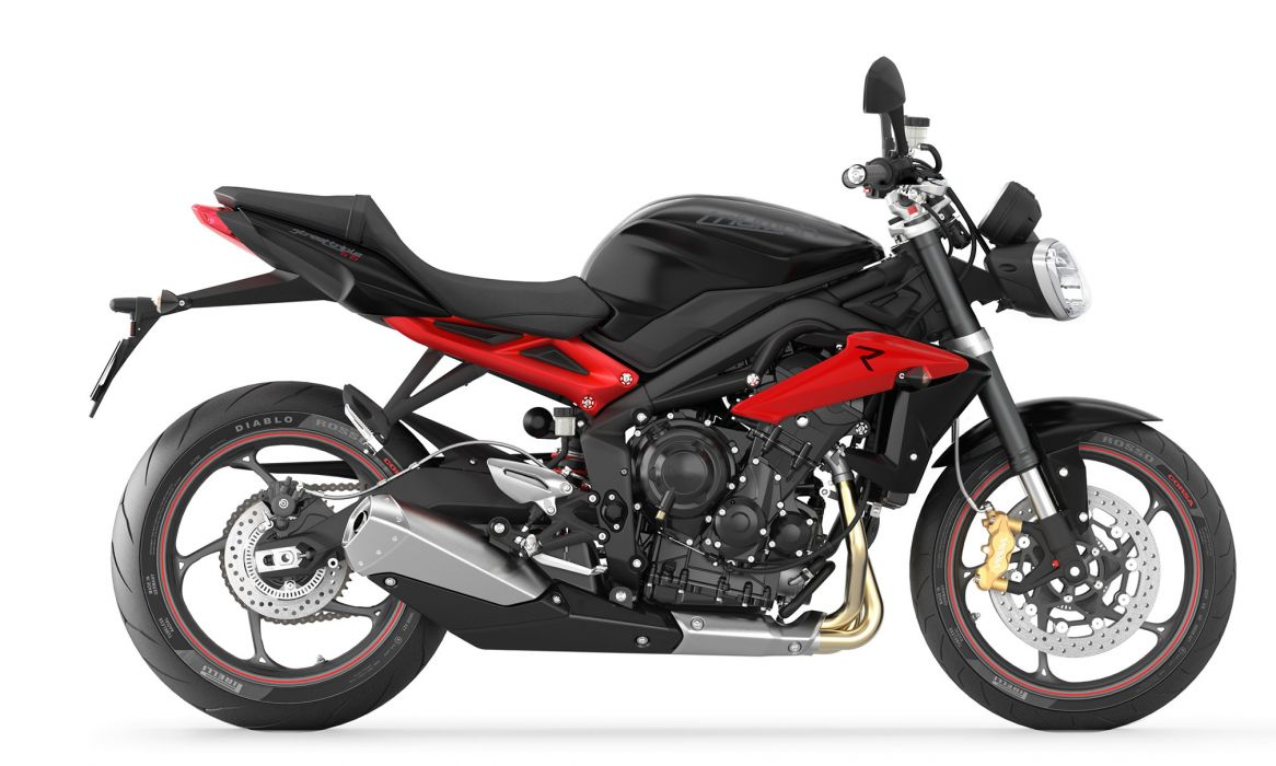 2013 Triumph Street Triple R   d wallpaper