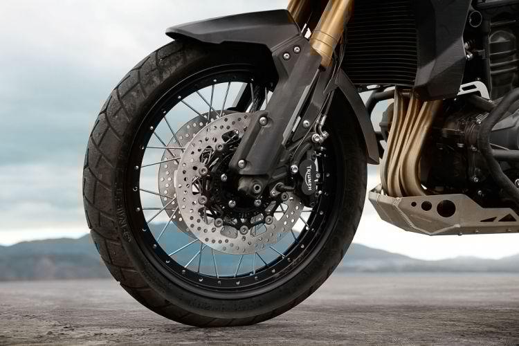 2013 Triumph Tiger Explorer X-C wheel wheels wallpaper