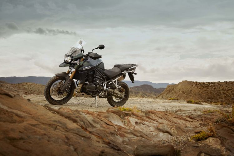 2013 Triumph Tiger Explorer X-C wallpaper