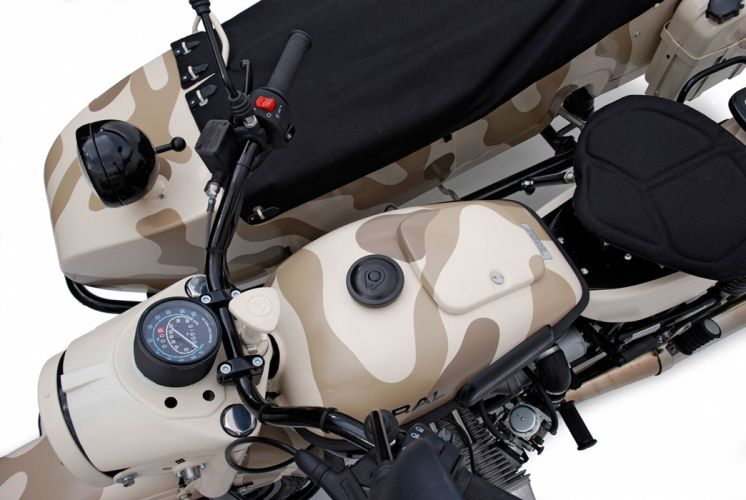2013 Ural Gear-Up interior wallpaper