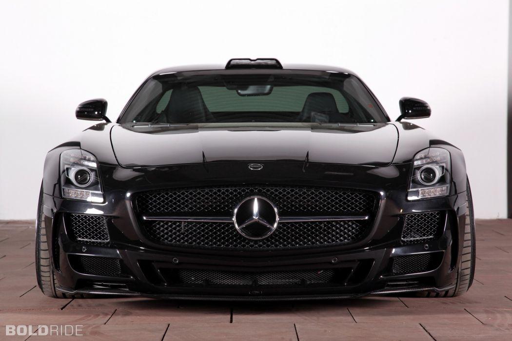 2012 MEC-Design Mercedes Benz SLS AMG tuning     f wallpaper