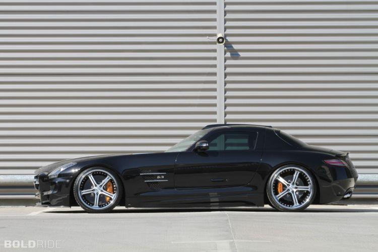 2012 MEC-Design Mercedes Benz SLS AMG tuning m wallpaper