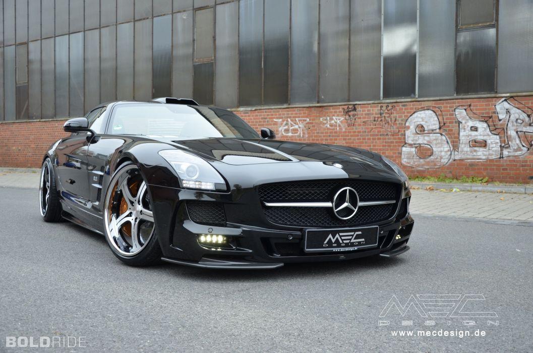 2012 MEC-Design Mercedes Benz SLS AMG tuning   t wallpaper