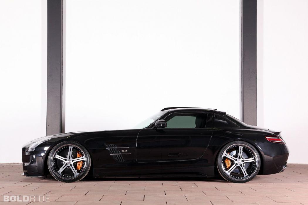 2012 MEC-Design Mercedes Benz SLS AMG tuning w wallpaper