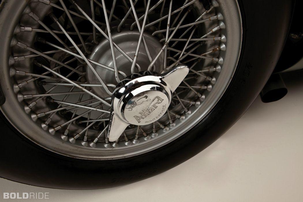 1953 Allard J-R Le Mans Roadster race racing retro wheel wheels wallpaper