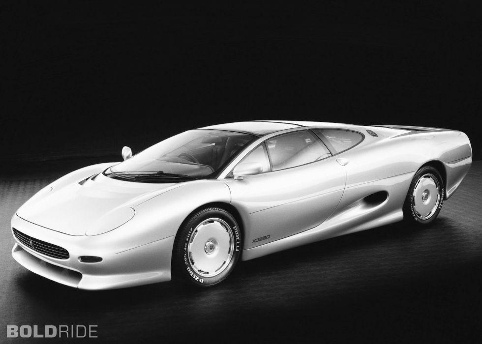 1988 Jaguar XJ220 Concept supercar supercars wallpaper