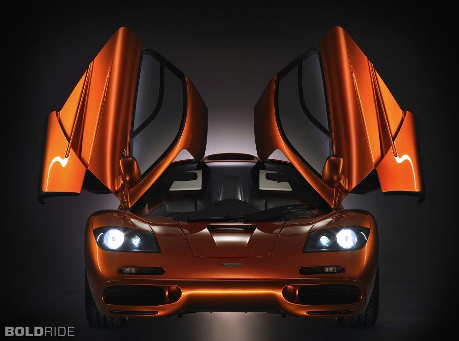 1993 McLaren F-1 supercar supercars    g wallpaper