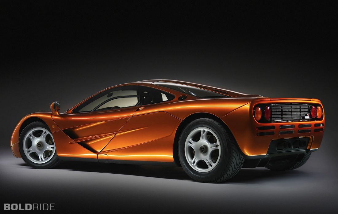 1993 McLaren F-1 supercar supercars q wallpaper