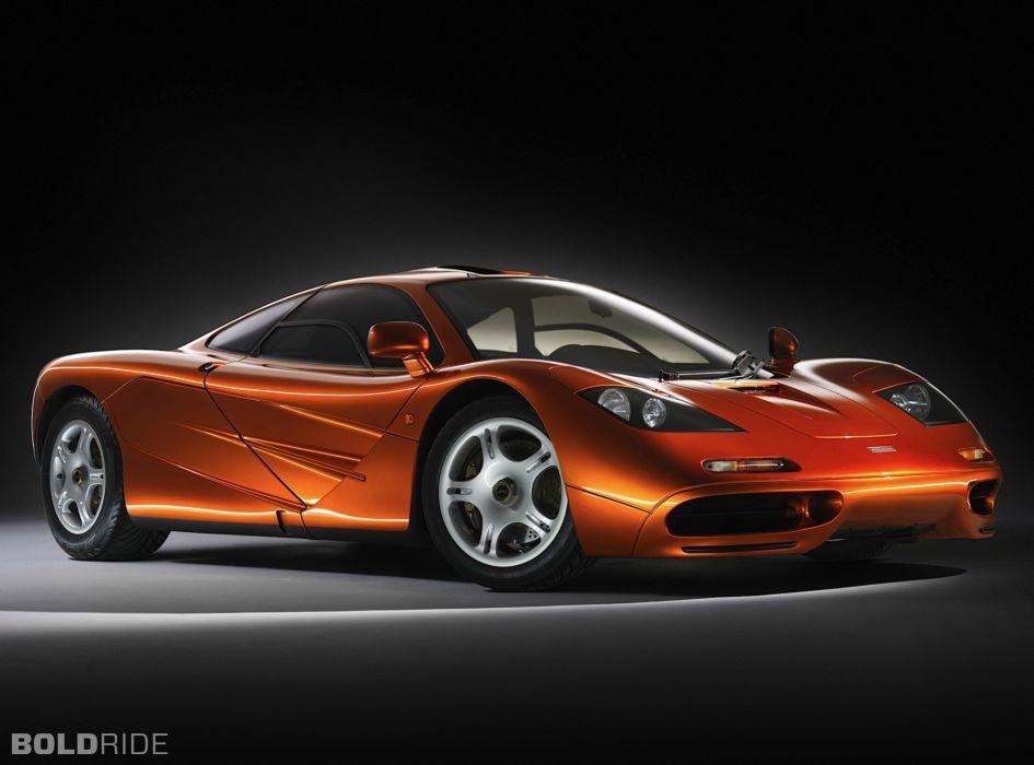 1993 McLaren F-1 supercar supercars wallpaper