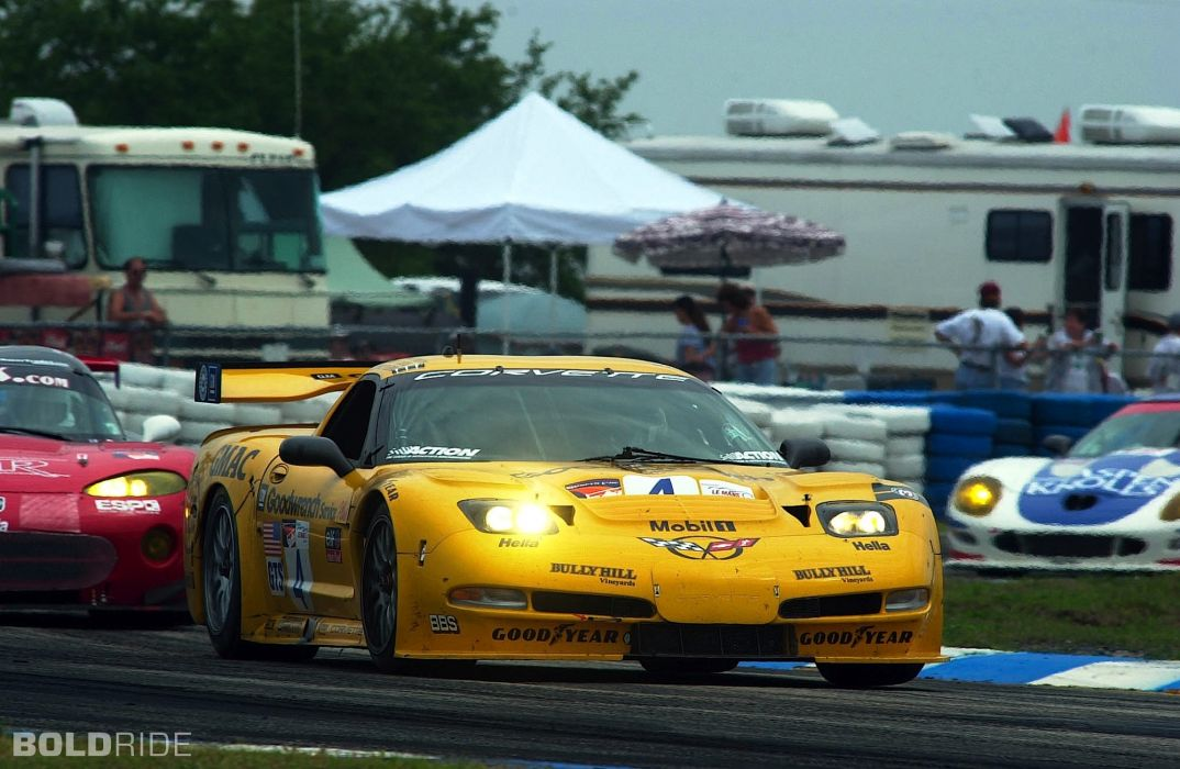 2001 Chevrolet Corvette C5-R supercar supercars race racing    n wallpaper