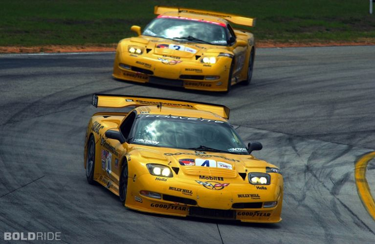 2001 Chevrolet Corvette C5-R supercar supercars race racing g wallpaper