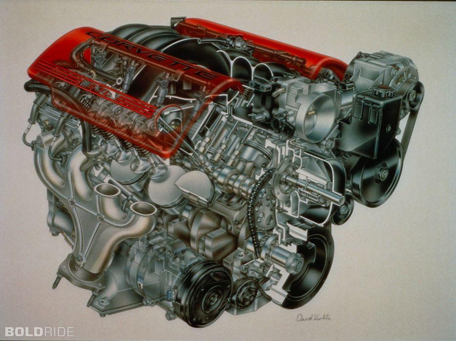 2001 Chevrolet Corvette C5-R supercar supercars race racing engine engines wallpaper
