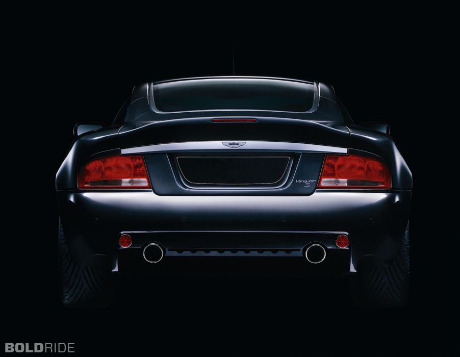 2004 Aston Martin Vanquish-S V12 Vanquish supercar supercars  q wallpaper