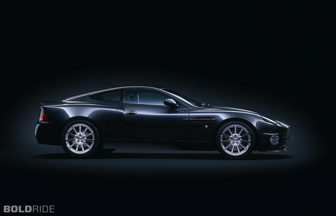2004 Aston Martin Vanquish-S V12 Vanquish supercar supercars e wallpaper