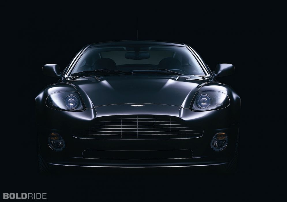 2004 Aston Martin Vanquish-S V12 Vanquish supercar supercars wallpaper