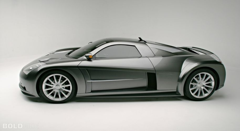 2004 Chrysler M-E FourTwelve Concept supercar supercars g wallpaper