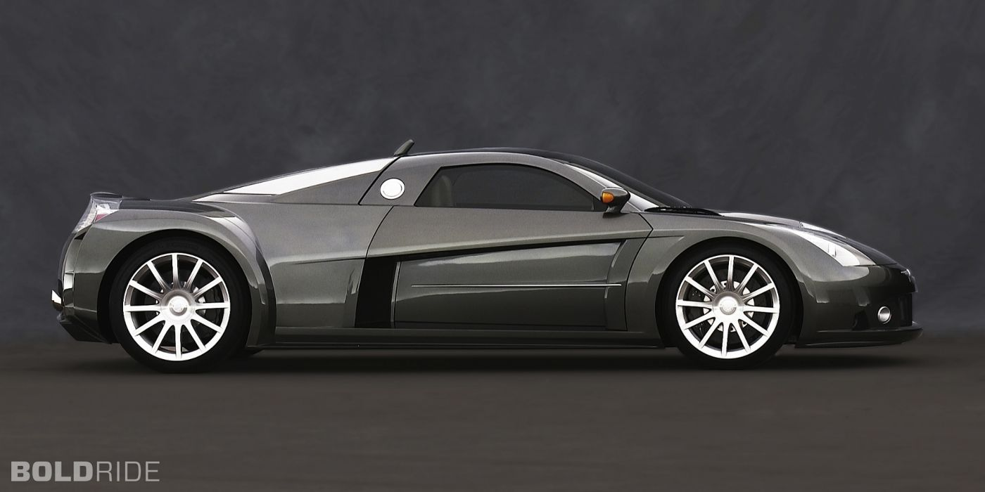 2004 Chrysler M-E FourTwelve Concept supercar supercars   y wallpaper