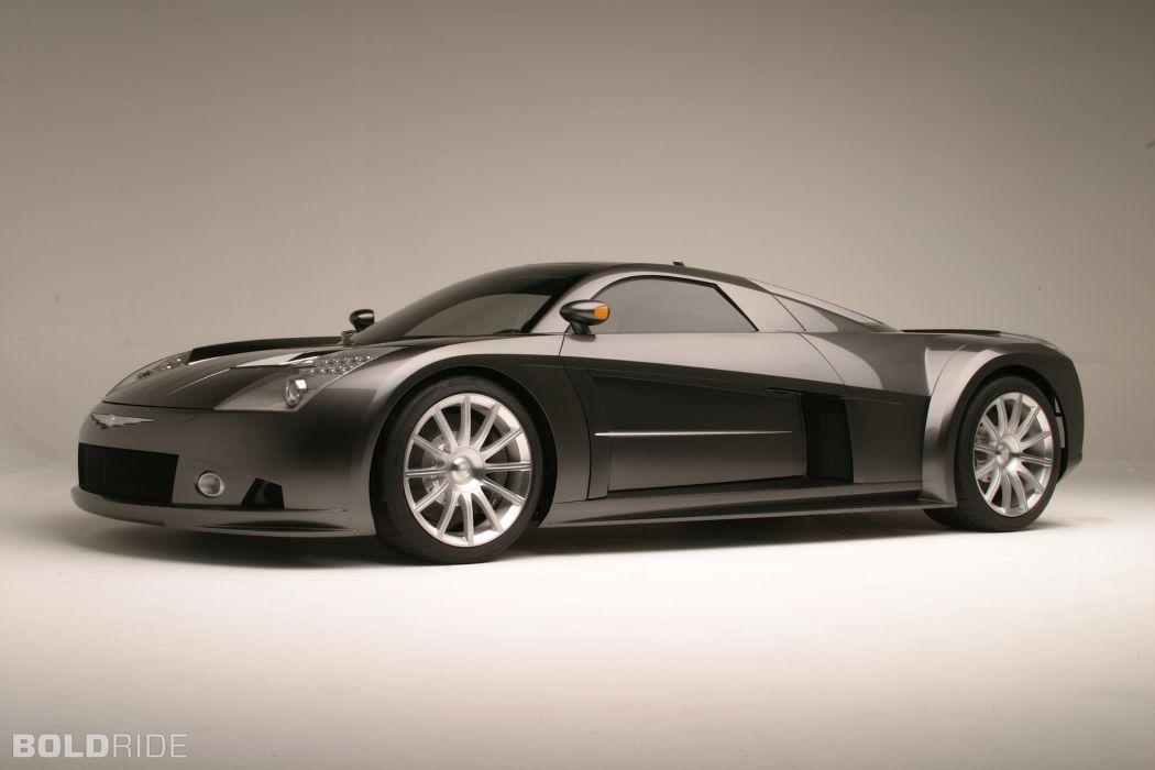 2004 Chrysler M-E FourTwelve Concept supercar supercars   w wallpaper