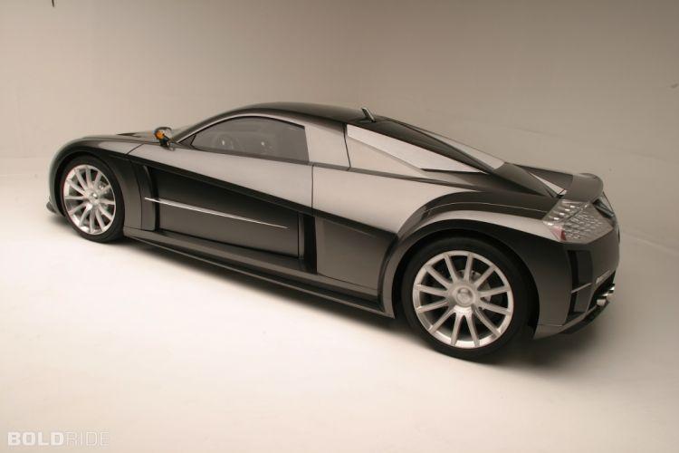 2004 Chrysler M-E FourTwelve Concept supercar supercars r wallpaper