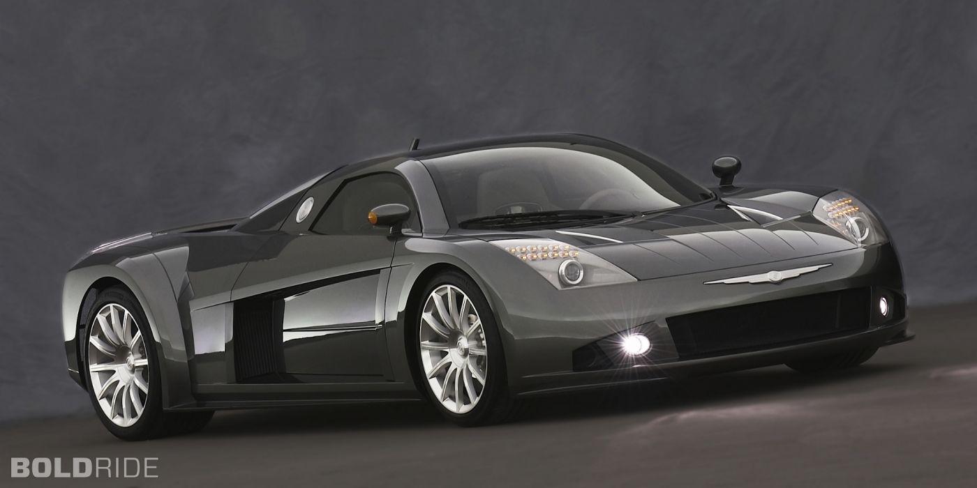 2004 Chrysler M-E FourTwelve Concept supercar supercars  u wallpaper
