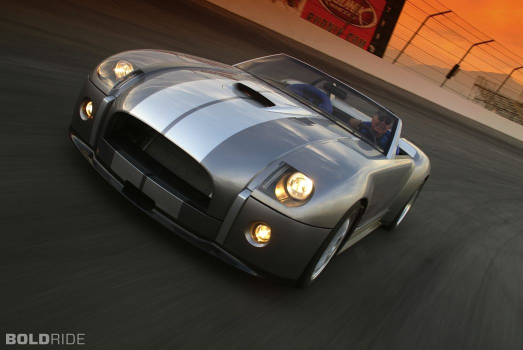2004 Ford Shelby Cobra Concept muscle supercar supercars      v wallpaper