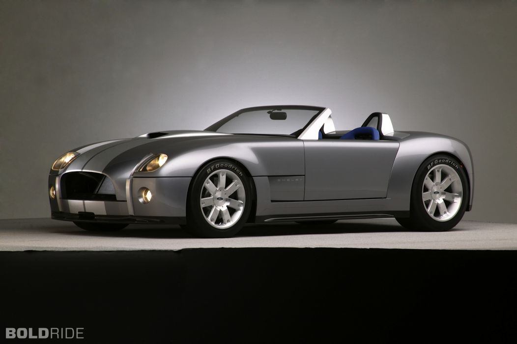 2004 Ford Shelby Cobra Concept muscle supercar supercars   f wallpaper