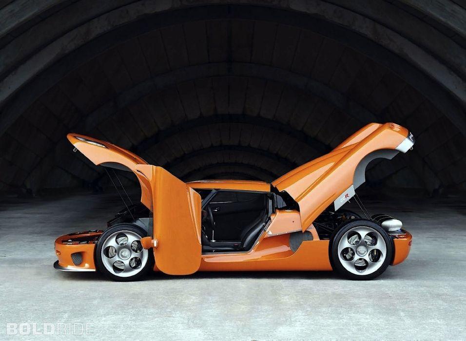 2004 Koenigsegg CCR supercar supercars    f wallpaper