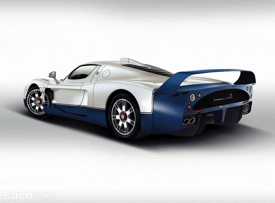2004 Maserati MC12 supercar supercars      f wallpaper