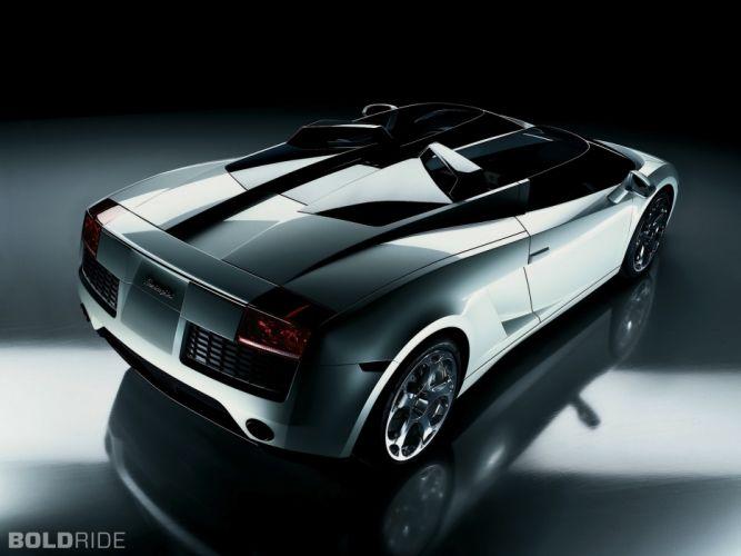 2005 Lamborghini Concept supercar supercars q wallpaper