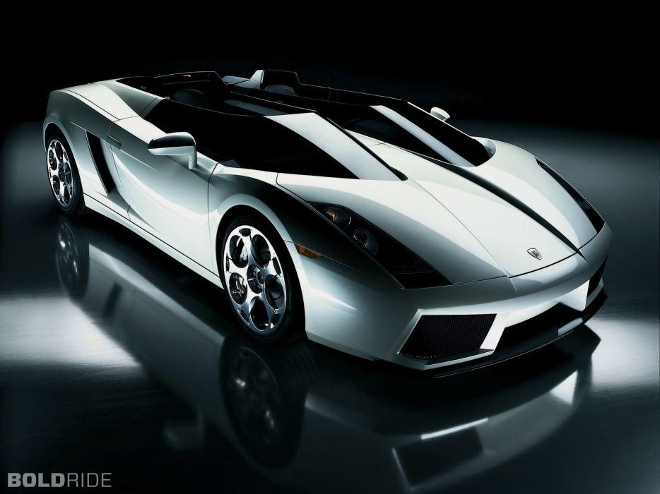 2005 Lamborghini Concept supercar supercars wallpaper