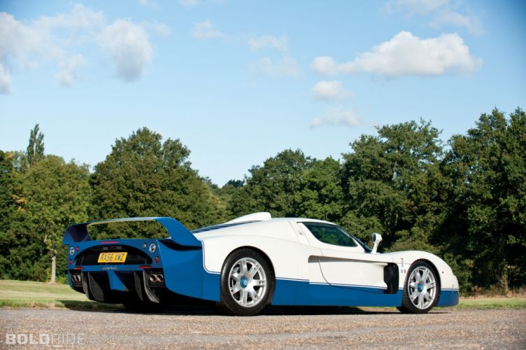 2005 Maserati MC12 supercar supercars f wallpaper