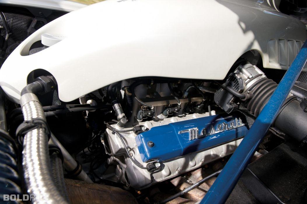 2005 Maserati MC12 supercar supercars engine engines  g wallpaper