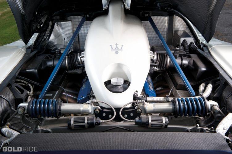 2005 Maserati MC12 supercar supercars engine engines wallpaper