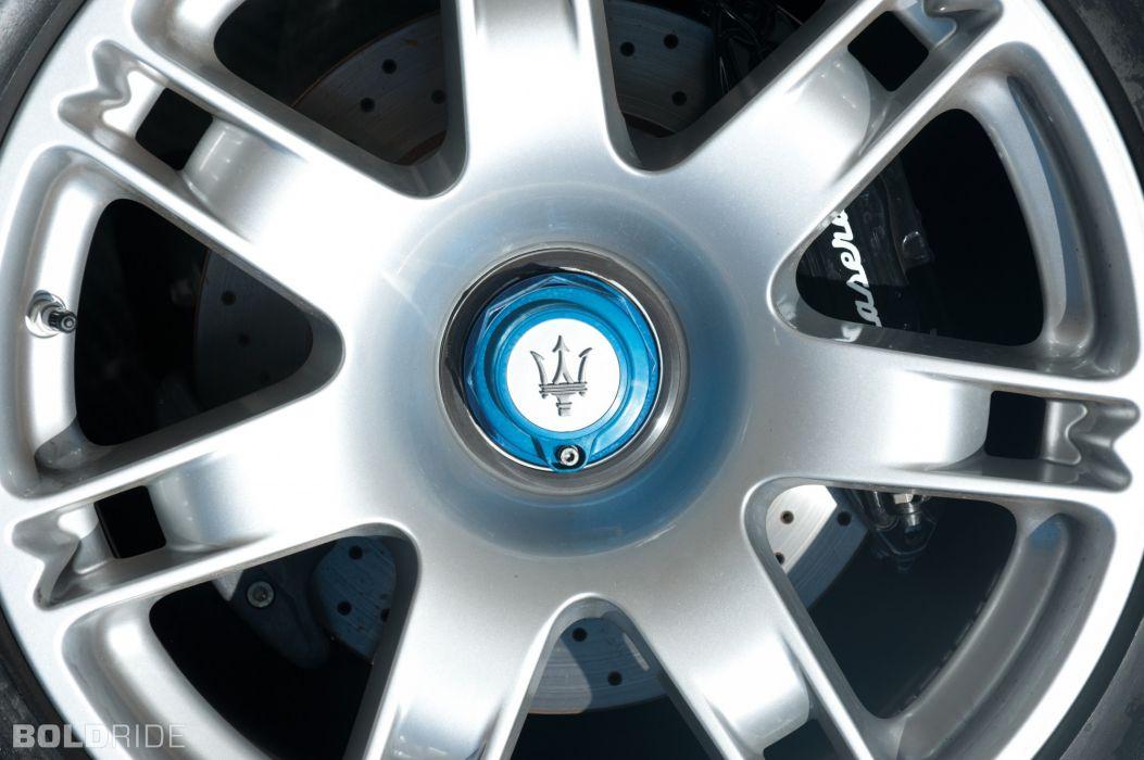 2005 Maserati MC12 supercar supercars wheel wheels wallpaper