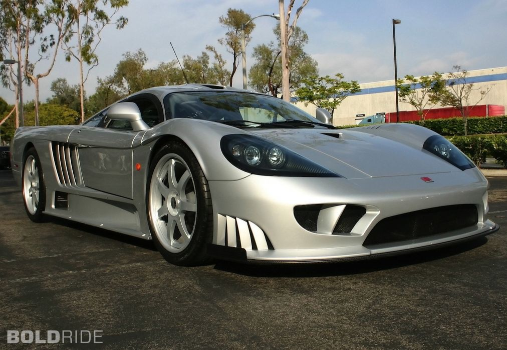 2005 Saleen S-7 Twin Turbo supercar supercars   h wallpaper