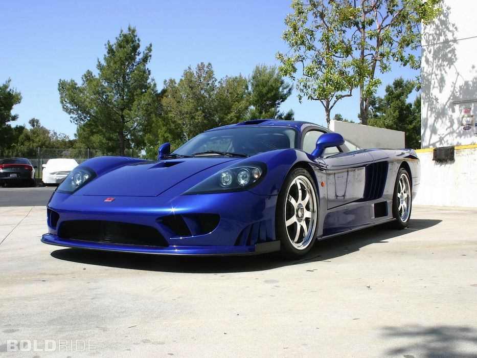 2005 Saleen S-7 Twin Turbo supercar supercars   y wallpaper