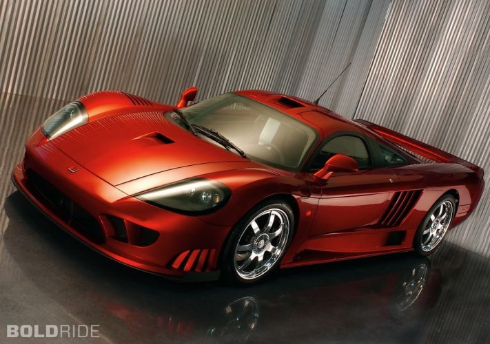 2005 Saleen S-7 Twin Turbo supercar supercars wallpaper