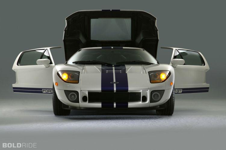 2005 Ford G-T supercar supercars k wallpaper
