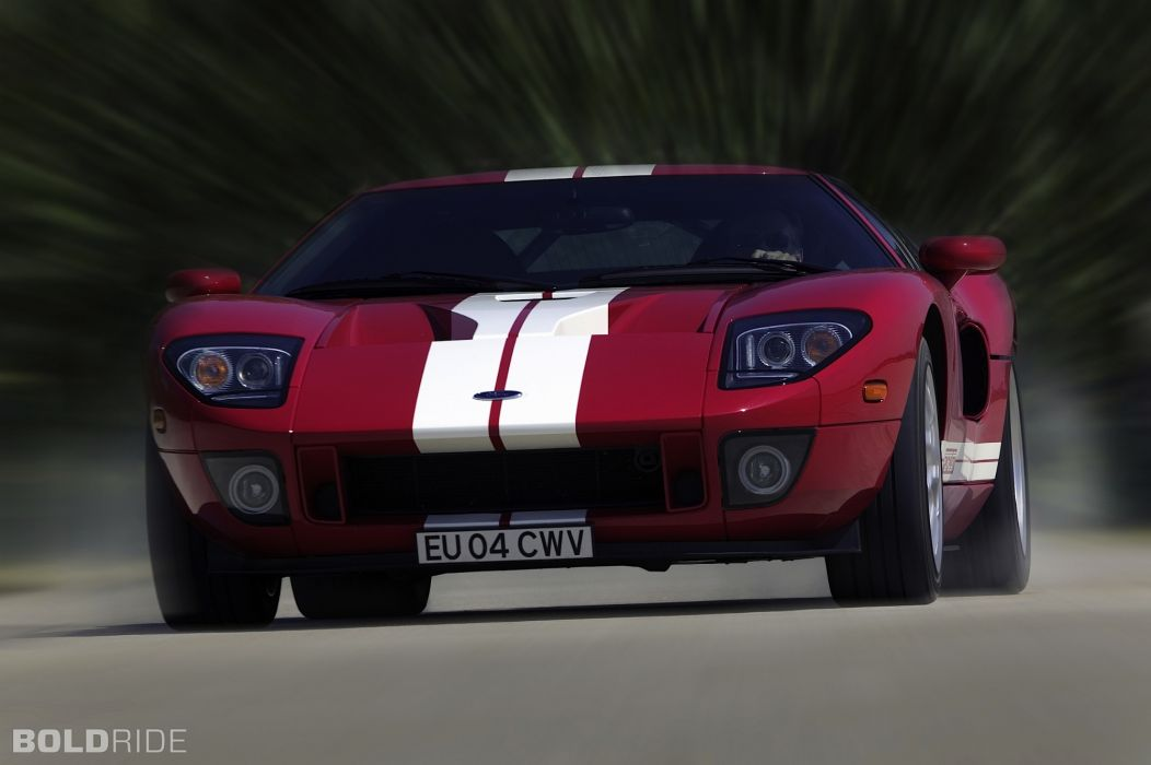 2005 Ford G-T supercar supercars   f wallpaper