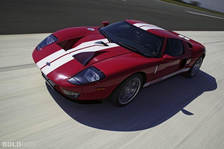 2005 Ford G-T supercar supercars d wallpaper